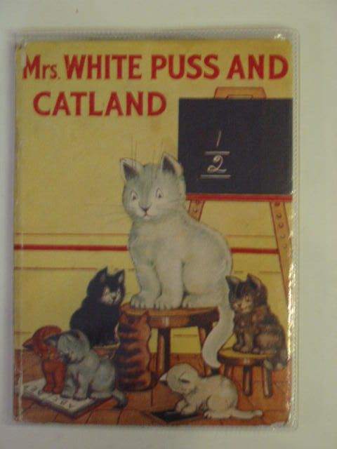 Photo of MRS. WHITE PUSS AND CATLAND- Stock Number: 661839