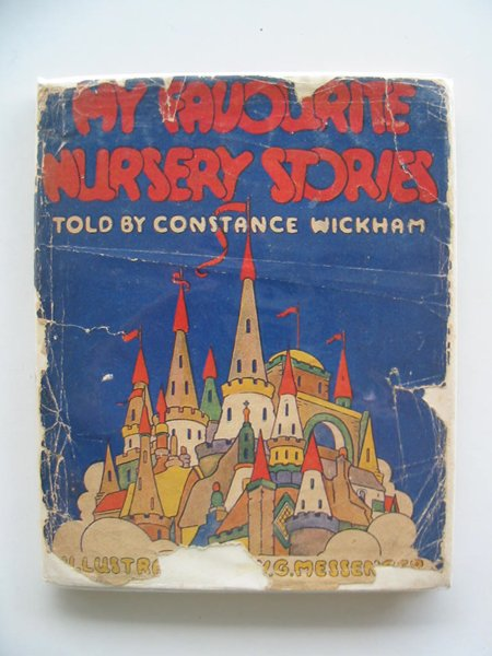 Photo of MY FAVOURITE NURSERY STORIES written by Wickham, Constance illustrated by Messenger, V.G. published by Sandle Brothers Ltd. (STOCK CODE: 661887)  for sale by Stella & Rose's Books