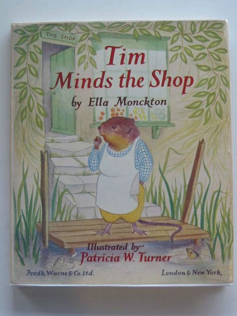 Photo of TIM MINDS THE SHOP- Stock Number: 662485
