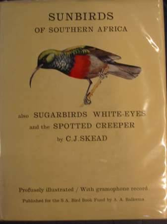 Photo of THE SUNBIRDS OF SOUTHERN AFRICA- Stock Number: 663771