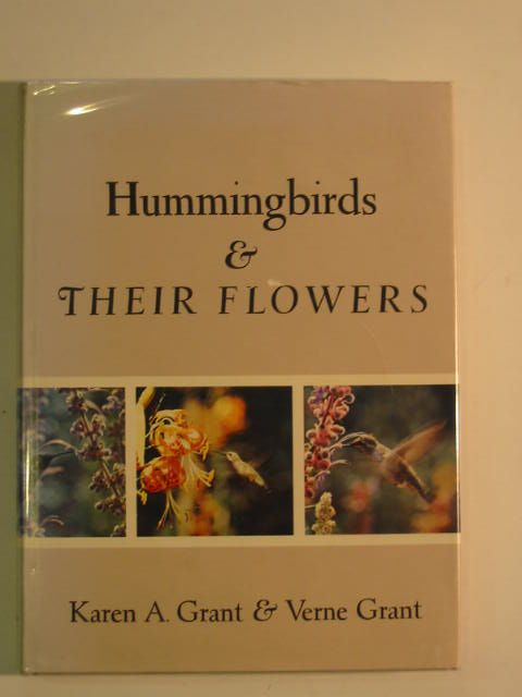 Photo of HUMMINGBIRDS AND THEIR FLOWERS- Stock Number: 663931