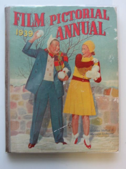 Photo of FILM PICTORIAL ANNUAL 1939 written by Winchester, Clarence published by The Amalgamated Press (STOCK CODE: 664316)  for sale by Stella & Rose's Books