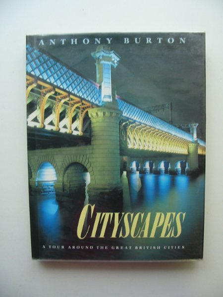Photo of CITYSCAPES written by Burton, Anthony published by Andre Deutsch (STOCK CODE: 664823)  for sale by Stella & Rose's Books