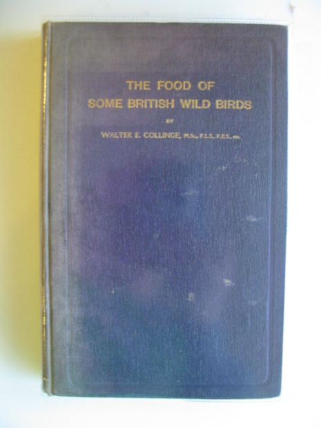 Photo of THE FOOD OF SOME BRITISH WILD BIRDS- Stock Number: 666251