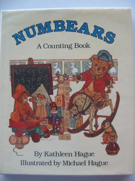 Photo of NUMBEARS - A COUNTING BOOK- Stock Number: 666617