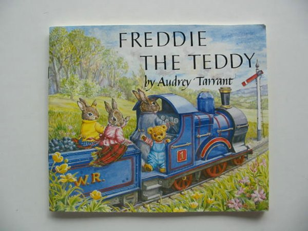 Photo of FREDDIE THE TEDDY written by Tarrant, Audrey illustrated by Tarrant, Audrey published by The Medici Society (STOCK CODE: 668137)  for sale by Stella & Rose's Books