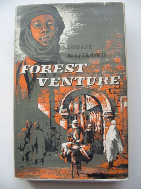 Photo of FOREST VENTURE written by Maitland, Louise published by Robert Hale Limited (STOCK CODE: 672292)  for sale by Stella & Rose's Books