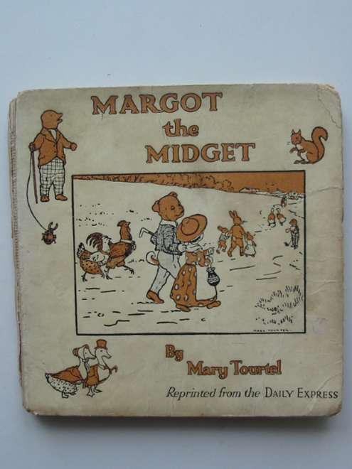 Photo of MARGOT THE MIDGET AND LITTLE BEAR'S CHRISTMAS- Stock Number: 672659