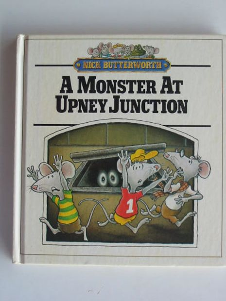 Photo of A MONSTER AT UPNEY JUNCTION written by Butterworth, Nick illustrated by Butterworth, Nick published by MacDonald (STOCK CODE: 672996)  for sale by Stella & Rose's Books
