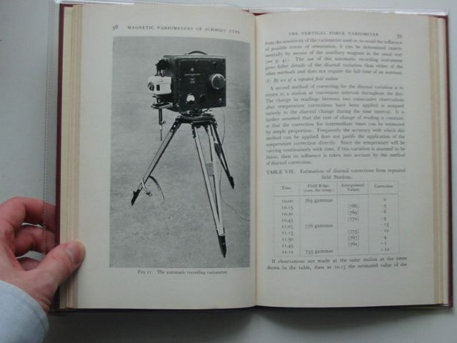 Photo of MAGNETIC VARIOMETERS OF THE SCHMIDT TYPE written by Bruckshaw, J. Mcg. published by Hilger & Watts (STOCK CODE: 674999)  for sale by Stella & Rose's Books