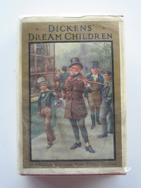 Photo of DICKENS' DREAM CHILDREN written by Dickens, Mary Angela