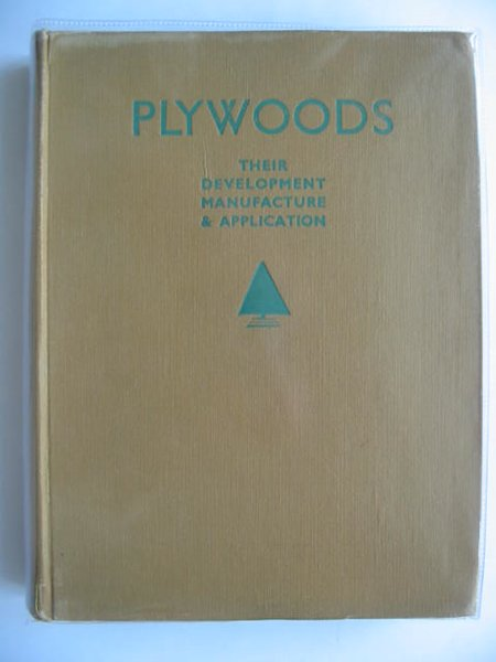 Photo of PLYWOODS written by Wood, Andrew Dick<br />Linn, Thomas Gray published by W. &amp; A.K. Johnston Limited (STOCK CODE: 676253)  for sale by Stella & Rose's Books