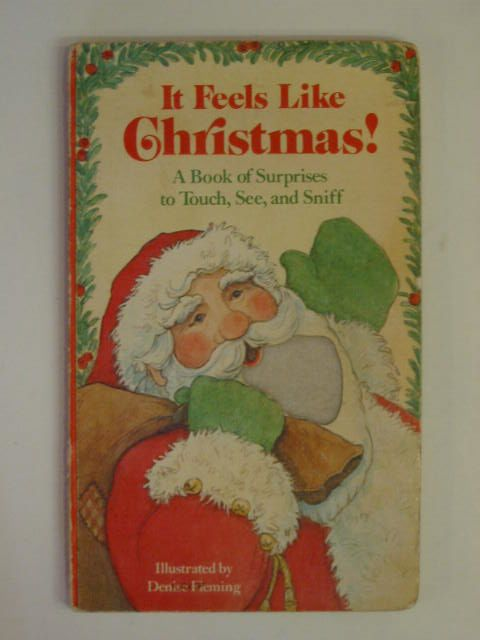 Photo of IT FEELS LIKE CHRISTMAS! illustrated by Fleming, Denise published by Random House (STOCK CODE: 676797)  for sale by Stella & Rose's Books
