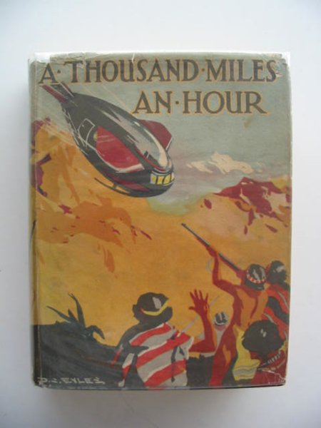 Photo of A THOUSAND MILES AN HOUR- Stock Number: 679245