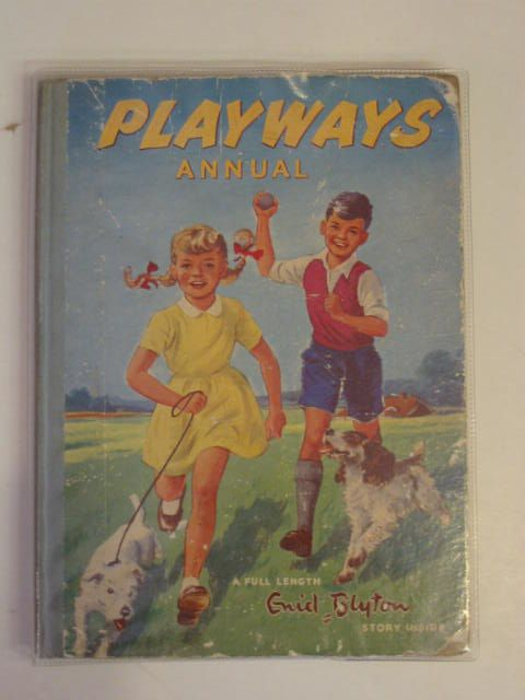 Photo of PLAYWAYS ANNUAL written by Blyton, Enid<br />Close, Eunice<br />et al,  illustrated by Varty, Frank<br />Marshall, Constance<br />et al., published by Playways Annual Office (STOCK CODE: 679378)  for sale by Stella & Rose's Books