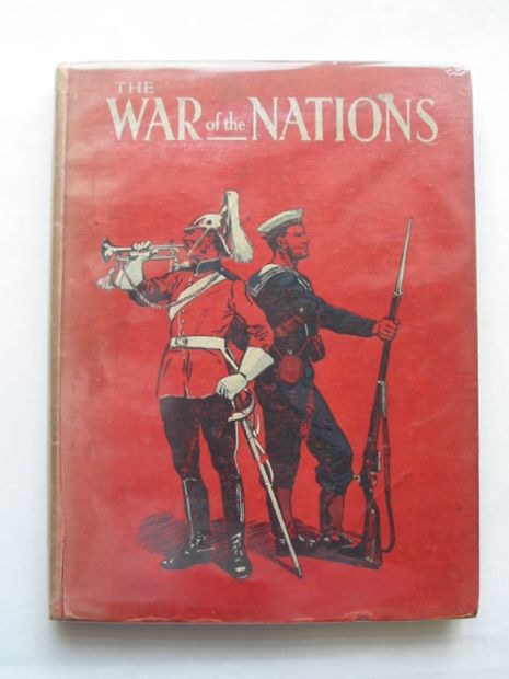 Photo of THE WAR OF THE NATIONS VOL I- Stock Number: 681029