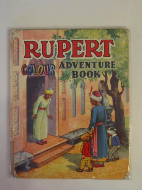 Photo of RUPERT COLOUR ADVENTURE BOOK published by L.T.A. Robinson Ltd. (STOCK CODE: 681796)  for sale by Stella & Rose's Books