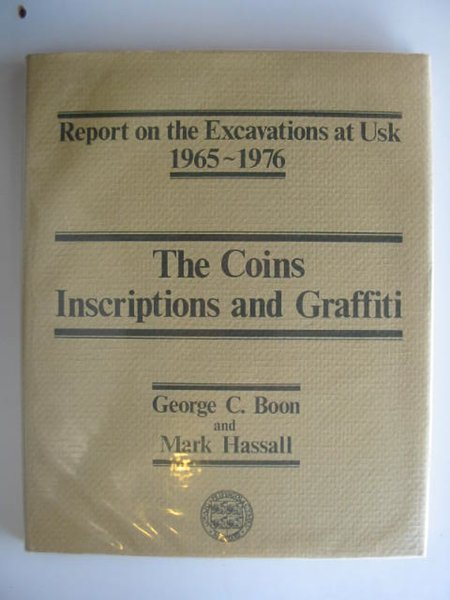 Photo of THE COINS INSCRIPTIONS AND GRAFFITI- Stock Number: 681944