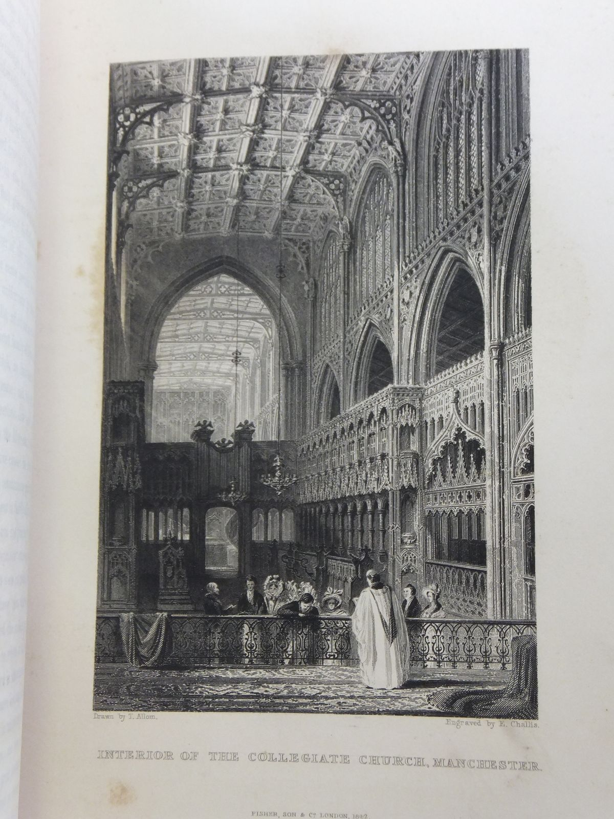 Photo of LANCASHIRE ITS HISTORY LEGENDS AND MANUFACTURES written by Wright, G.N. published by Fisher, Son & Co. (STOCK CODE: 682386)  for sale by Stella & Rose's Books
