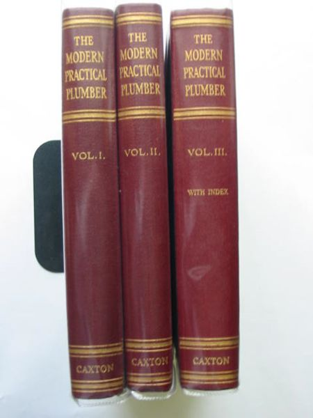 Photo of THE MODERN PRACTICAL PLUMBER written by Martin, A.C. Rayner, L.C.C. published by The Caxton Publishing Company Ltd. (STOCK CODE: 683499)  for sale by Stella & Rose's Books