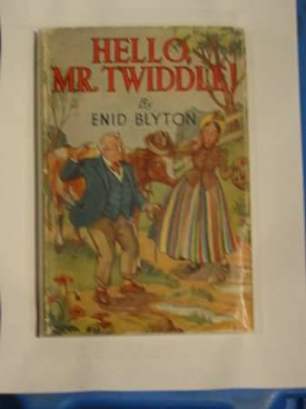 Photo of HELLO, MR. TWIDDLE! written by Blyton, Enid illustrated by McGavin, Hilda published by George Newnes Ltd. (STOCK CODE: 688052)  for sale by Stella & Rose's Books