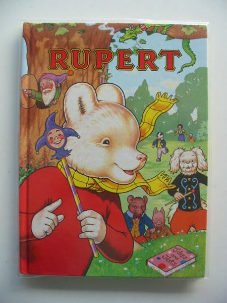 Photo of RUPERT ANNUAL 1993- Stock Number: 688269
