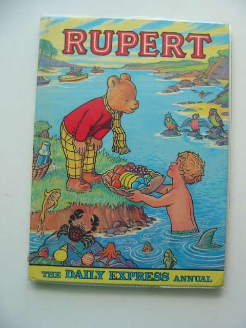 Photo of RUPERT ANNUAL 1975 illustrated by Cubie, Alex published by Daily Express (STOCK CODE: 689434)  for sale by Stella & Rose's Books