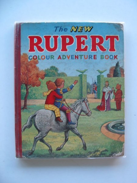 Photo of THE NEW RUPERT COLOUR ADVENTURE BOOK written by Tourtel, Mary published by L.T.A. Robinson Ltd. (STOCK CODE: 690041)  for sale by Stella & Rose's Books