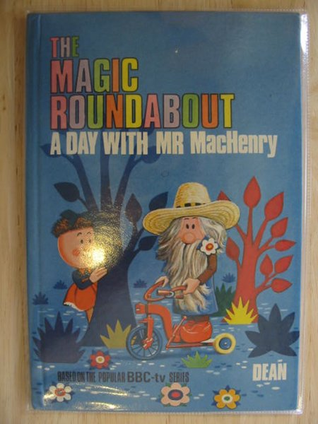 Photo of THE MAGIC ROUNDABOUT A DAY WITH MR MacHENRY- Stock Number: 690271
