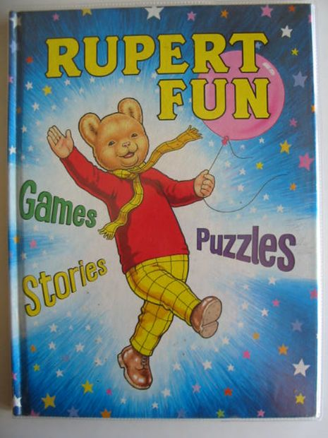 Photo of RUPERT FUN written by Bestall, Alfred illustrated by Bestall, Alfred published by Express Newspapers Ltd. (STOCK CODE: 690367)  for sale by Stella & Rose's Books