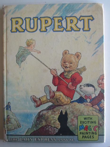 Photo of RUPERT ANNUAL 1963 written by Bestall, Alfred illustrated by Bestall, Alfred published by Daily Express (STOCK CODE: 692321)  for sale by Stella & Rose's Books