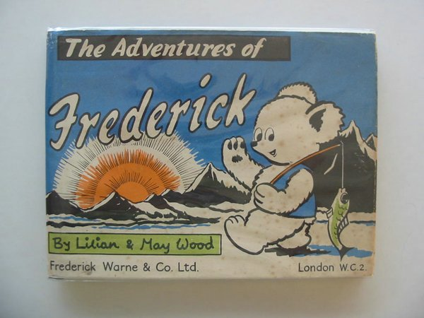 Photo of THE ADVENTURES OF FREDERICK written by Wood, Lilian Wood, May published by Frederick Warne & Co Ltd. (STOCK CODE: 697179)  for sale by Stella & Rose's Books