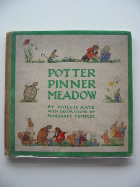 Photo of POTTER PINNER MEADOW written by Kaye, Mollie illustrated by Tempest, Margaret published by Collins (STOCK CODE: 697773)  for sale by Stella & Rose's Books