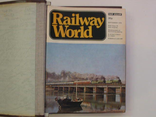 Photo of RAILWAY WORLD- Stock Number: 697909