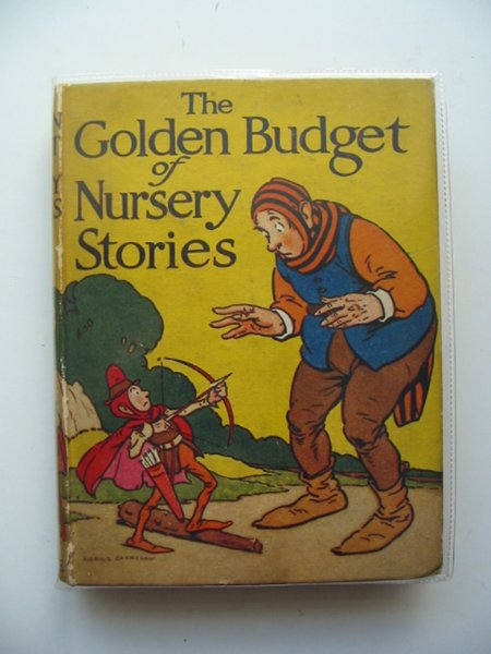 Photo of THE GOLDEN BUDGET OF NURSERY STORIES published by Blackie & Son Ltd. (STOCK CODE: 698000)  for sale by Stella & Rose's Books