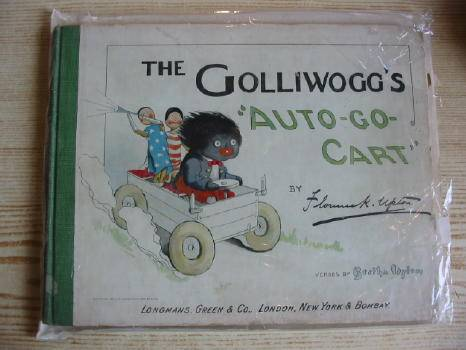 Photo of THE GOLLIWOGG'S 'AUTO-GO-CART'- Stock Number: 701735