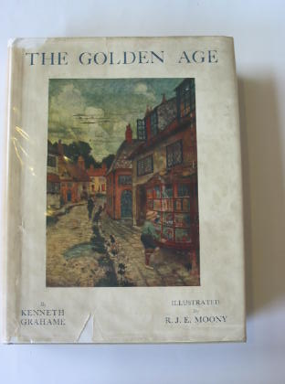 Photo of THE GOLDEN AGE written by Grahame, Kenneth illustrated by Enraght-Moony, R.J. published by John Lane The Bodley Head (STOCK CODE: 702239)  for sale by Stella & Rose's Books