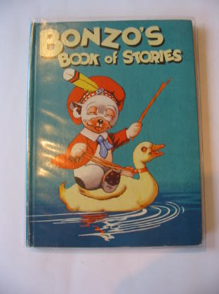 Photo of BONZO'S BOOK OF STORIES- Stock Number: 703317