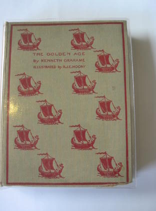 Photo of THE GOLDEN AGE written by Grahame, Kenneth illustrated by Enraght-Moony, R.J. published by John Lane The Bodley Head (STOCK CODE: 705452)  for sale by Stella & Rose's Books