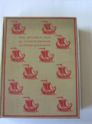 Photo of THE GOLDEN AGE written by Grahame, Kenneth illustrated by Enraght-Moony, R.J. published by John Lane The Bodley Head (STOCK CODE: 711252)  for sale by Stella & Rose's Books