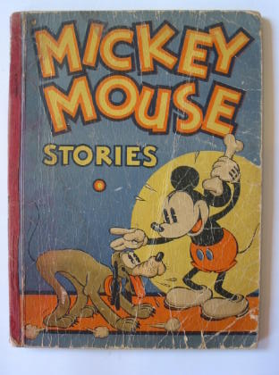 Photo of MICKEY MOUSE STORIES BOOK NO. 2- Stock Number: 715833