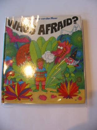 Photo of WHO'S AFRAID? written by Van Der Meer, Ron<br />Van Der Meer, Atie published by Hamish Hamilton (STOCK CODE: 716703)  for sale by Stella & Rose's Books