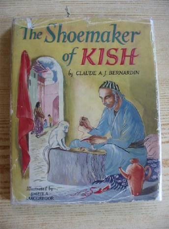 Photo of THE SHOEMAKER OF KISH- Stock Number: 717581
