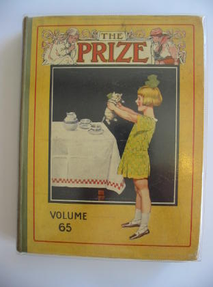 Photo of THE PRIZE VOLUME 65- Stock Number: 717675