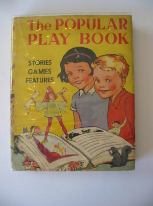 Photo of THE POPULAR PLAY BOOK written by Stuart, Sheila<br />et al,  published by The Children's Press (STOCK CODE: 717691)  for sale by Stella & Rose's Books