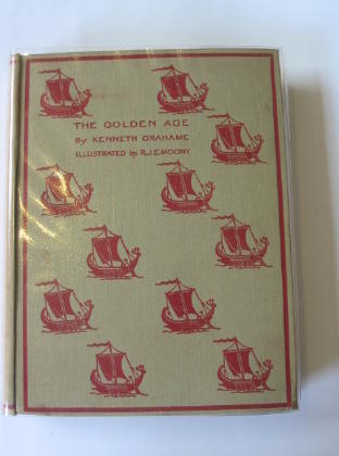 Photo of THE GOLDEN AGE written by Grahame, Kenneth illustrated by Enraght-Moony, R.J. published by John Lane The Bodley Head (STOCK CODE: 719512)  for sale by Stella & Rose's Books