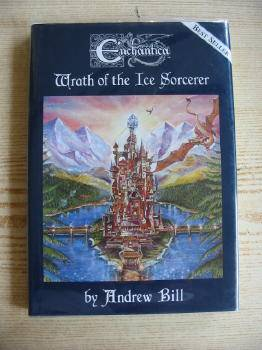Photo of WRATH OF THE ICE SORCERER written by Bill, Andrew illustrated by Woodward, John<br />Bill, Andrew published by Holland Studio Craft Ltd. (STOCK CODE: 719863)  for sale by Stella & Rose's Books