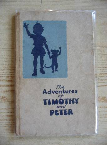 Photo of THE ADVENTURES OF TIMOTHY AND PETER- Stock Number: 720059