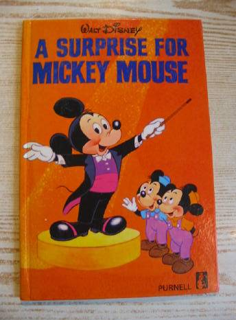 Photo of A SURPRISE FOR MICKEY MOUSE- Stock Number: 723293