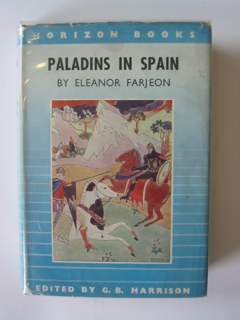 Photo of PALADINS IN SPAIN- Stock Number: 724016